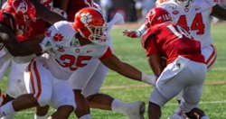 Clemson's Justin Foster named ACC player of week