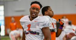 KJ Henry is bigger and stronger and ready to lead