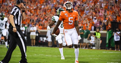 Updated Playoff projections for Clemson
