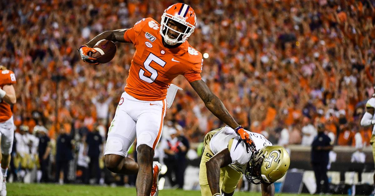 Advanced outlook: Clemson-Charlotte projections, Tigers through three games - TigerNet.com