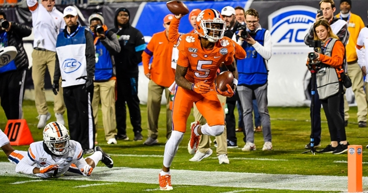 Updated Playoff projections for Clemson after championship weekend
