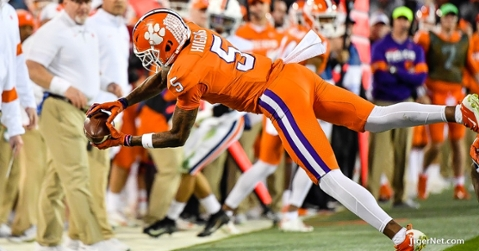 Clemson blows out Virginia, 62-17 for 5th-straight ACC championship