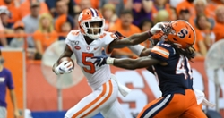 Clemson-Syracuse with impressive TV ratings