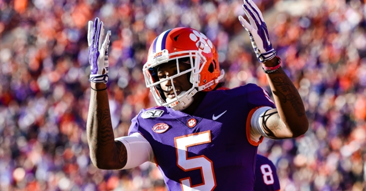 Clemson ranked No. 3 in updated Coaches Poll