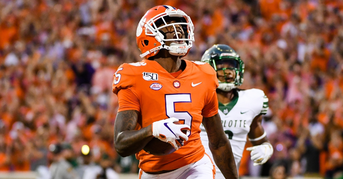 Swinney updates several injuries on Sunday - TigerNet.com
