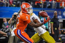 Clemson's road to 15-0: Top plays from Tigers' title run