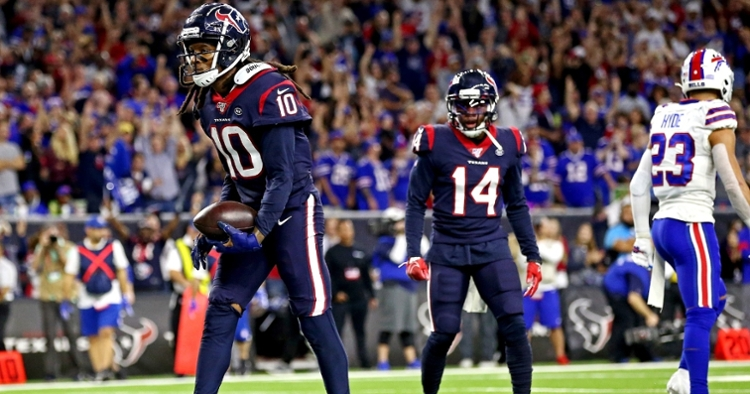 DeAndre Hopkins will look to make his mark in the desert this season. (USA TODAY Sports-Kevin Jairaj)