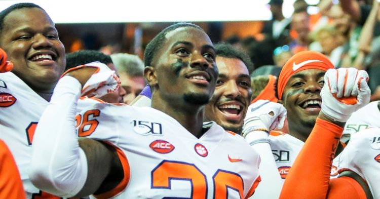 All but one defender saw five and more snaps at Syracuse.