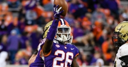 Playing time breakdown: 100-plus Tigers see field again versus Wofford