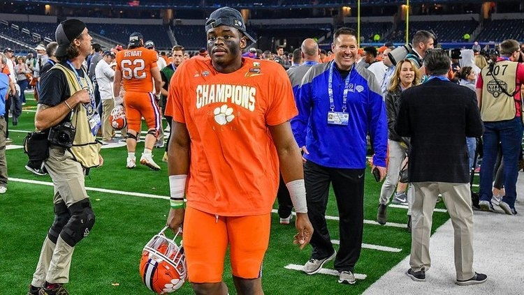 Mike Jones should be a big factor in Clemson's 2020 defense.