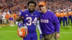 Fifty Clemson student-athletes receive degrees