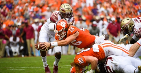 Protecting Trevor: Clemson coaches balance playing time, rest for Lawrence