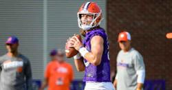 """Trevor Lawrence: """"The sky is the limit"""" for the offense in 2019"""