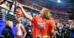 Trevor Lawrence, Marissa Mowry announce new relief fund