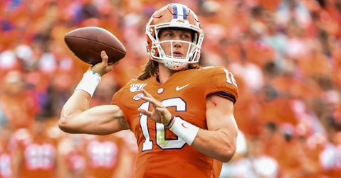 Trevor Lawrence and the Clemson offense will have to stay hot to match LSU's offensive attack.