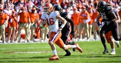 Postgame notes on Clemson-South Carolina