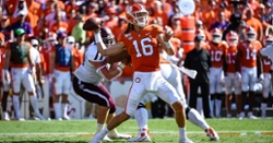 Clemson offense takes over after first quarter