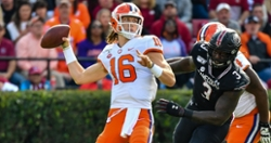 Trevor Lawrence playing so well even Dabo Swinney is having fun watching him