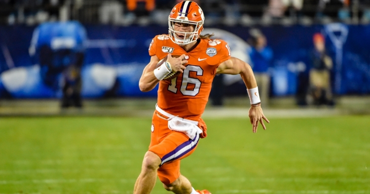 Trevor Lawrence releases statement after testing positive for COVID-19