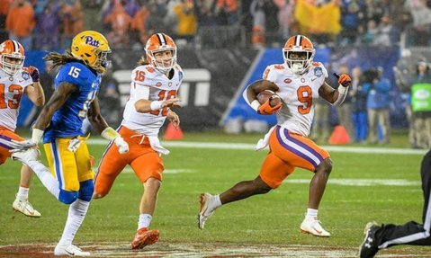 Clemson leads nation in SN preseason first-team All-Americans