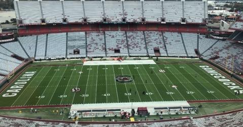 Live from Columbia, SC: Clemson vs. South Carolina
