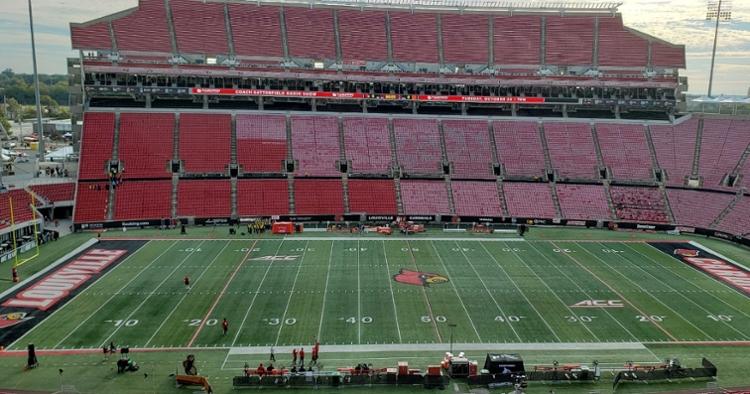 Live from Louisville, KY: Clemson vs. Louisville