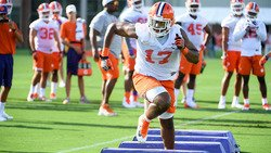 Redshirt Report: Justin Mascoll learned lessons from Clelin Ferrell