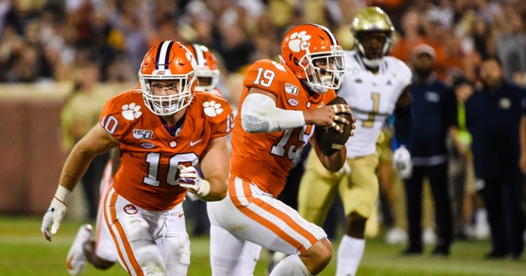 NFL draft: Former Clemson safety drafted by Raiders