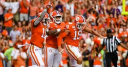 Clemson by the numbers: Tigers make moves with dominant performance