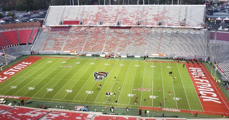 Carter-Finley will be rocking Saturday afternoon