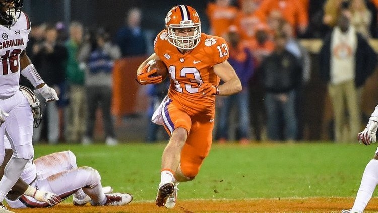 Hunter Renfrow may have to wait until Saturday for a NFL destination but his ability is undeniable.
