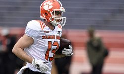 Renfrow excited for new challenge starting with Senior Bowl