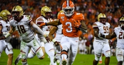 Clemson vs. Boston College depth charts
