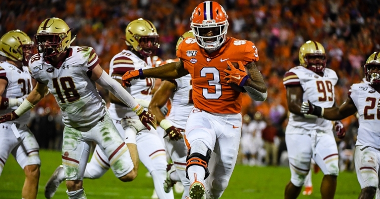 Clemson by the numbers: Tigers only team with top-5 offense, defense
