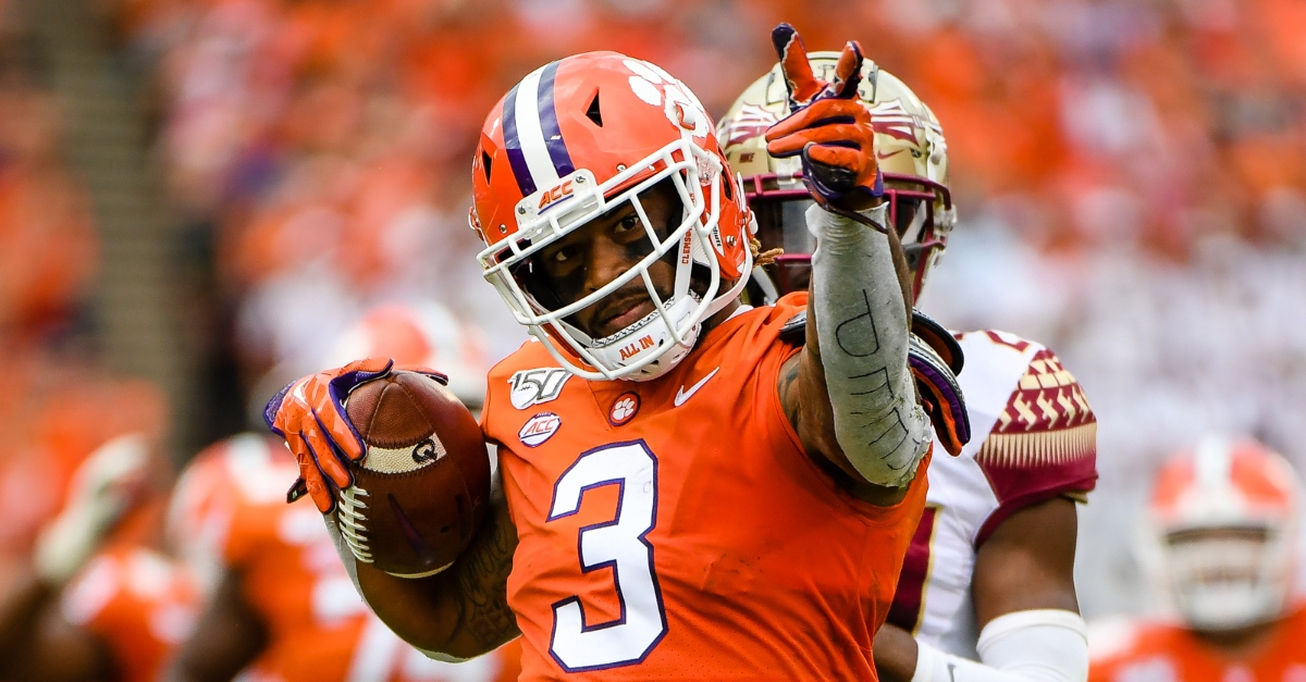 Updated Playoff Picture For Clemson Tigernet