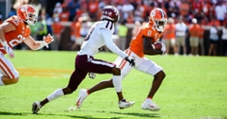 Clemson vs. FSU depth charts