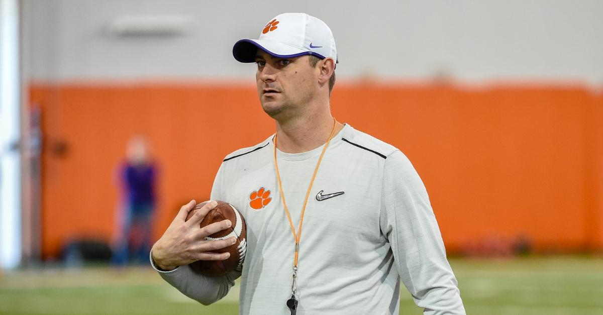 Jeff Scott departs for South Florida: What's next for Clemson program? - TigerNet.com