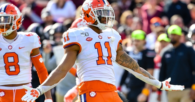 Dabo Swinney's statements on Isaiah Simmons, A.J. Terrell