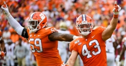 Game time, TV channel announced for Clemson-FSU