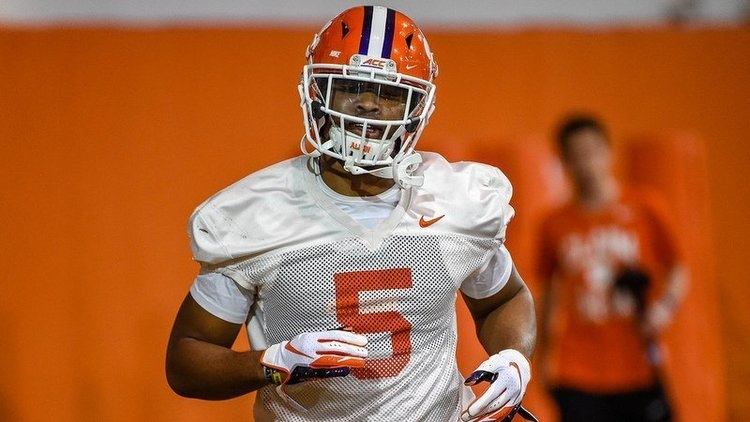 Smith will be one the team leaders next fall