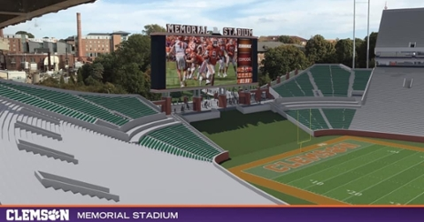Board of Trustees approves Memorial Stadium upgrade concepts