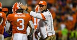 High Noon: Dabo Swinney a big fan of noon kickoff at South Carolina
