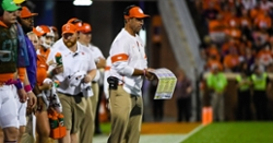 Sunday Update: Swinney talks Freezer Package, firing of Chad Morris