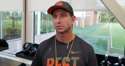 Wednesday Update: Key defender might be out, Swinney responds to criticism