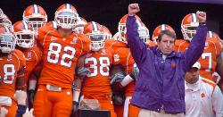 Dabo's Top-10 wins: Tigers smack Gamecocks as Swinney wins job