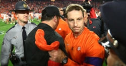 Swinney says Big Ten deserves a spot in the Playoff with October start