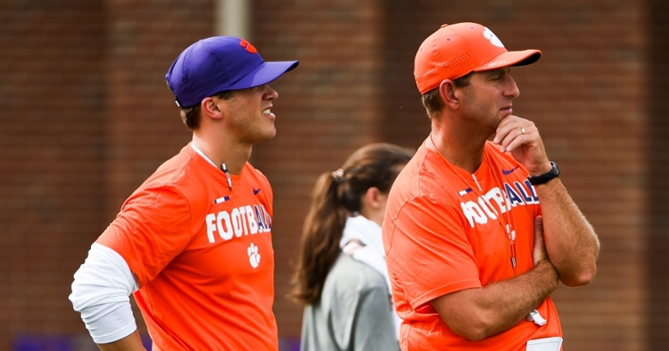 Swinney has known Grisham for a long time.