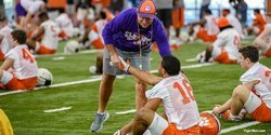Starting over: Swinney says national champs have to reinstall core values