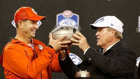 Coaches give anonymous scouting report on Clemson, ACC