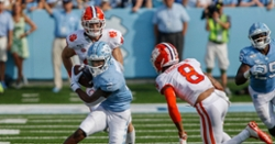 Postgame notes for Clemson-UNC